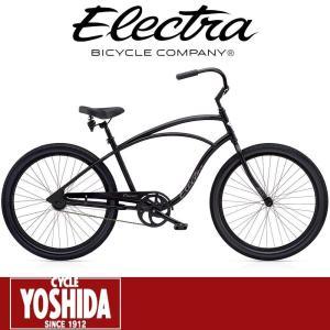 【店舗受取送料無料】エレクトラ(ELECTRA) CRUISER LUX 1 メンズ クルーザー|cycle-yoshida