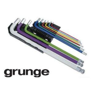(キャッシュレス還元対象)グランジ(grunge) カラーボールヘックスレンチ