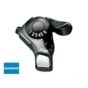 (キャッシュレス還元対象)シマノ SL-TX30-R6 サムシフターPLUS(リア6S/インデックス...