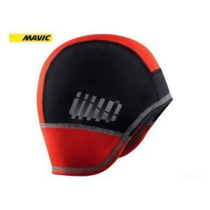 (21日までポイント最大20倍)マヴィック(MAVIC) ウィンターアンダーヘルメットキャップ <レッド/ブラック>|cycle-yoshida
