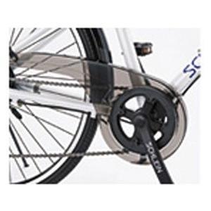 (24日までポイント最大30倍)ブリジストン シュライン専用チェーンケース SHL2|cycle-yoshida