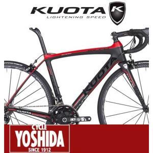 (18日までポイント最大30倍)クオータ(KUOTA) 17'K-UNO(クノ) ロードフレームセット cycle-yoshida
