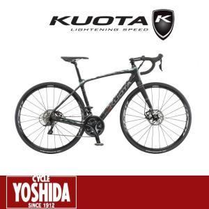 【店舗受取送料無料】クオータ(KUOTA) 17'K-ALLROAD LFS(ケーオールロード エルエフエス) グラベルロード SORA仕様|cycle-yoshida