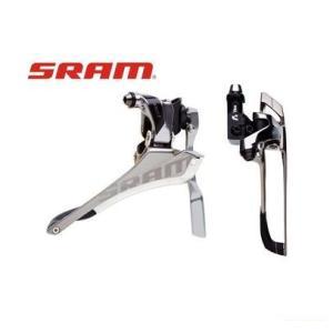 (20日までポイント最大20倍)スラム(SRAM) RED 直付け フロントディレーラー(2x10s)|cycle-yoshida