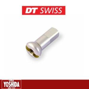 (27日はポイント最大26倍)DTスイス(DT SWISS) アルミニップル 12mm 100個入|cycle-yoshida
