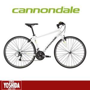 (対面販売品:店頭受取のみ)キャノンデール(CANNNONDALE) 18'QUICK 4(3x9s)クロスバイク700C cycle-yoshida