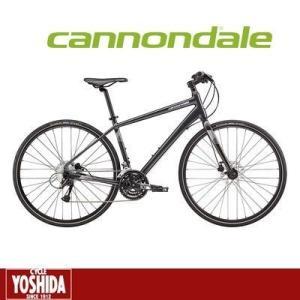 (対面販売品:店頭受取のみ)キャノンデール(CANNNONDALE) 17'QUICK 5 DISC(3x9s)クロスバイク700C cycle-yoshida