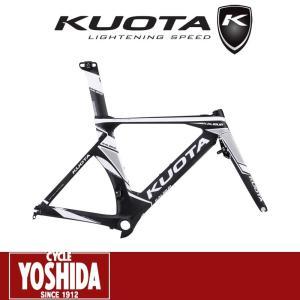 (18日までポイント最大30倍)クオータ(KUOTA) 17'KALIBUR(カリバー) TTフレームセット cycle-yoshida