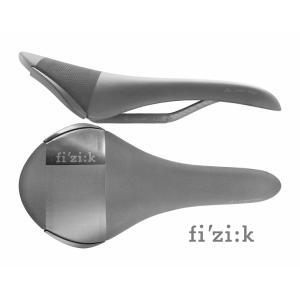 (キャッシュレス還元対象)フィジーク(FIZIK) ALIANTE R1(アリアンテ R1)カーボンレール for ブル サドル|cycle-yoshida