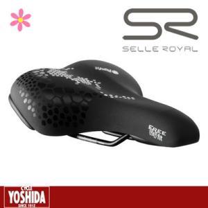 (24日までポイント最大30倍)セラロイヤル(SELLE ROYAL)SELLE ROYAL CLASSIC FREEWAY FIT モデレート ウィメンズ サドル|cycle-yoshida