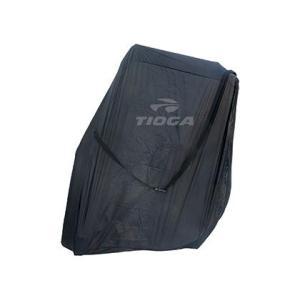 TIOGA(タイオガ)  ■ 前後輪を外してホイールポケットに入れて収納するロード用輪行袋。 ■ コ...