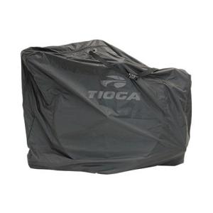 TIOGA(タイオガ)  ■ 前後輪を外してホイールポケットに入れて収納するロード用輪行袋。 ■ エ...