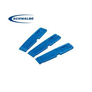 (ネコポス対象商品)シュワルベ(SCHWALBE) タイヤレバー 3本セット クリップ機能付の画像