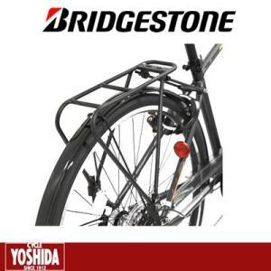 火曜4時間限定ポイント10倍[20時〜]ブリヂストン(BRIDGESTONE) TB1用クラス18リヤキャリア RC-TB1|cycle-yoshida