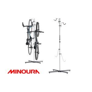 (26日はポイント最大20倍)ミノウラ(MINOURA) P-600AL-6S クローゼットサイクリスト 自転車ディスプレイスタンド|cycle-yoshida