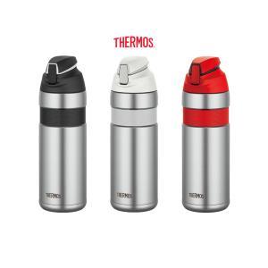 (キャッシュレス還元対象)サーモス(THERMOS) FFQ-600 真空断熱ストローボトル|cycle-yoshida