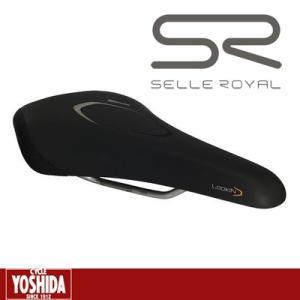 (24日までポイント最大30倍)セラロイヤル(SELLE ROYAL)SELLE ROYAL 17'LOOK IN モデレート メンズ サドル|cycle-yoshida