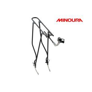 (26日はポイント最大20倍)ミノウラ(MINOURA) RC-1200 ロード用アルミリアキャリア|cycle-yoshida