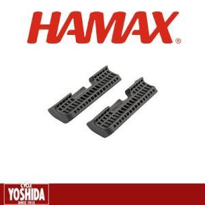 (27日はポイント最大26倍)ハマックス(HAMAX) キャリアーアダプター用スペーサー 604016(カレス/ゼニス用)|cycle-yoshida