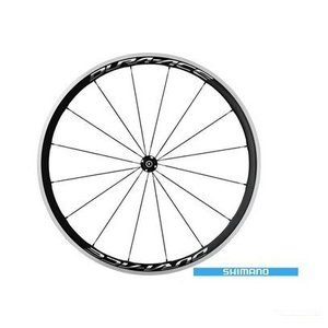 (26日はポイント最大20倍)シマノ(SHIMANO) DURA-ACE WH-R9100-C40-CL クリンチャーロードホイール フロント用(ホイールバッグ付)|cycle-yoshida