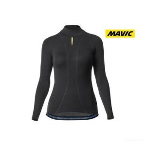 (25日はポイント最大27倍)マヴィック(MAVIC) コールドライドプラス ロングスリーブ Tシャツ ウィメンズ cycle-yoshida