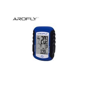 (20日までポイント最大20倍)アロフライ(AROFRY) A-PLUS METER GPSサイクルコンピューター|cycle-yoshida