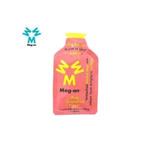 (キャッシュレス還元対象)マグオン マグオン エナジージェル ピンクグレープフルーツ味 12個入り