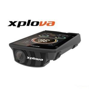 ■サイクリングの体験を記録、共有する新しい形、カメラ付GPSサイクルコンピューター ■実際の測定デー...