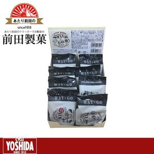 (春の応援セール)前田製菓(あたり前田の) WAY TO GO ハイプロテインクッキー(コーヒー)1...