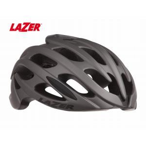 (春の応援セール)レイザー(LAZER) BLADE+ AF(ブレイドプラス アジアンフィット) <マットチタニウム> ロードヘルメット|サイクルヨシダ PayPayモール店