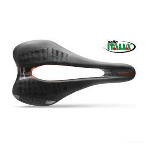 (キャッシュレス還元対象)セライタリア(SELLE ITALIA) SLRブースト キットカルボニオ スーパーフロー カーボケラミックレール ロード/MTBサドル|cycle-yoshida