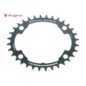 (春の応援セール)スギノ(SUGINO) CYCLOID SHC チェーンリングインナー 32T(シ...