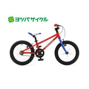 (店舗受取送料割引)ヨツバサイクル(YOTSUBACYCLE) YOTSUBA ZERO 16 キッズバイク(補助輪付)