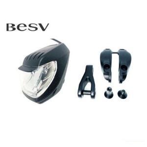 (自転車オプション:自転車同時購入のみ)ベスビー(BESV) TRS2用 フロントライト