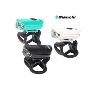 (キャッシュレス還元対象)ビアンキ(BIANCHI) USBコンパクトライト C フロント