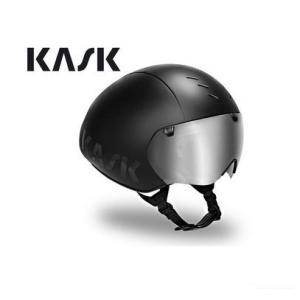 (春の応援セール)カスク(KASK) BAMBINO PRO <マットブラック> TTヘルメット