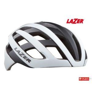 (春の応援セール)レイザー(LAZER) GENESIS AF(ジェネシス アジアンフィット) <ホワイト> ロードヘルメット|サイクルヨシダ PayPayモール店