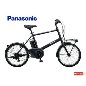 (店舗受取送料割引)パナソニック(PANASONIC) ベロスター・ミニ BE-ELVS072 電動...