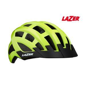 (春の応援セール)レイザー(LAZER) COMPACT AF(コンパクト アジアンフィット)ヘルメット|サイクルヨシダ PayPayモール店