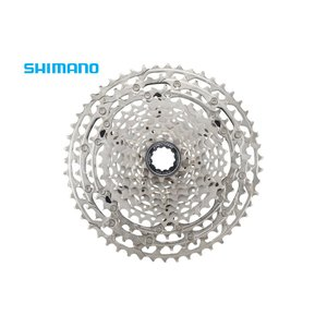 (半期決算セール)シマノ(SHIMANO) DEORE CS-M5100-11 カセットスプロケット11-51T(11S)の画像