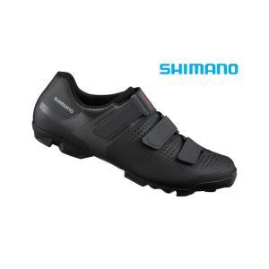 (決算セール)シマノ(SHIMANO) XC1(SH-XC100)ブラック SPD MTBシューズ