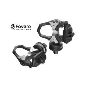 (半期決算セール)FAVERO(ファベロ) ASSIOMA(アシオマ)DUO ペダル型パワーメーター左右セット(左右センサー搭載)の画像