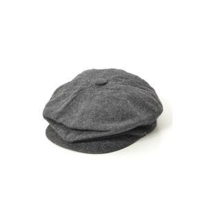 2-tacs リネン ベレー帽 M ベージュ ツータックス...
