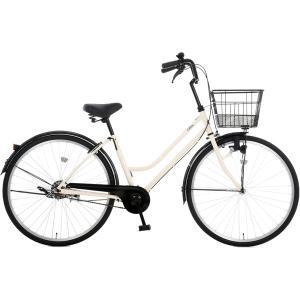 「クリーム」Cream City(クリーム シティ)260-J 26インチ 変速なし ダイナモライト シティサイクル 自転車|サイクルベースあさひPayPayモール店
