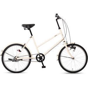 「クリーム」Cream Mini(クリーム ミニ)200-J 20インチ 変速なし ミニベロ 自転車|サイクルベースあさひPayPayモール店