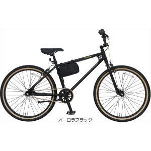 「あさひ」レユニオンインスティンクト24-J 24インチ シングルスピード スチールフレーム BMX