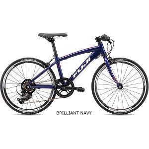 【納期目安:追って連絡】FUJI 19AC20NV20 2019年モデル エース(ACE 20) 20インチ 7段変速 BRILLIANT NAVY 子供用自転車の商品画像 ナビ