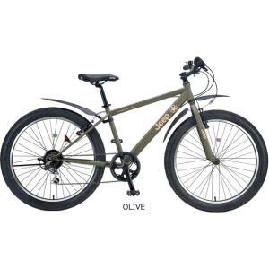 「ジープ」2021 JE-266FT 26インチ マウンテンバイク 自転車「CAR2101」の画像