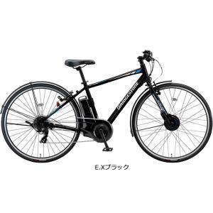 「ブリヂストン」2021 TB1e「TB7B41」27インチ 7段変速 電動自転車 クロスバイク「C...