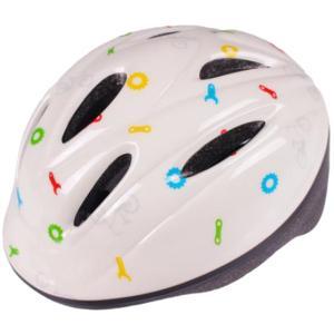 「あさひ」キッズヘルメットM 頭周:49-54cm 対象年齢目安:3-10才 イノベーションアイボリー|cyclemall